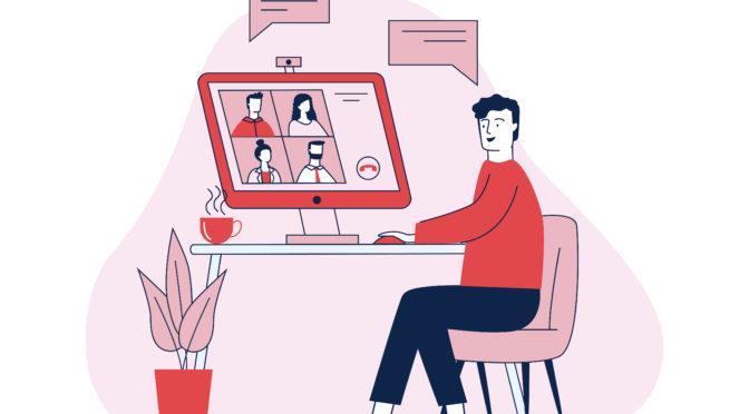 Cómo conducir una buena entrevista remota